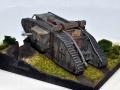 Emhar 1/72 Mk.IV - Der Panzer-opa