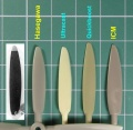 Обзор Ultracast, Quickboost 1/48 Propeller/Spinner - Винт для Спитфайра