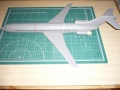 Обзор KMC Models 1/72 Boeing 727-200