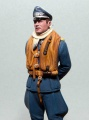 Tamiya 1/16 Luftwaffe Officer - История любви