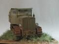 Trumpeter 1/35 Soviet Komintern Artillery Tractor