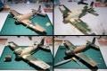 Tamiya 1/48 A-1J Skyraider - Спад в небе Вьетнама