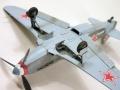 Звезда 1/72 Як-3 сборка без клея: маленькая модель – много хлопот