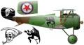 Karaya 1/48 Nieuport 24bis–Железные люди из Железного отряда