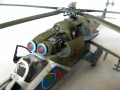 Звезда 1/72 Ми-24ВП - Пилотажный крокодил