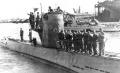 Обзор ICM 1/144 U-boat IIB (1943)
