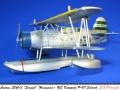 Hasegawa 1/72 Curtiss SOC-3 Seagull+самодел US Katapult PVI