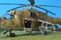 HobbyBoss 1/72 Ми-24Д  - Шайтан-арба из Кундуза