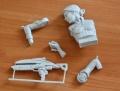 200mm (1/10) Future Marine AD 2190 bust