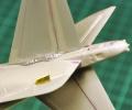 Hasegawa 1/48 Harrier - экспериментальный командир
