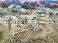 Диорама 1/72 - Курская битва