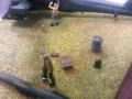 Диорама Звезда 1/72 АН-64А Apache
