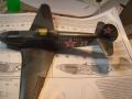 Звезда 1/48 Як-3 Лобова