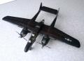Dragon 1/72 P-61 Black Widow - Вдова во всем черном