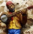 PJ Production 54 мм The Banjo Player