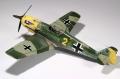 Eduard 1/48 Bf 109E-1 - Худой Эмиль