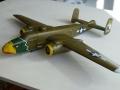 Конверсия Italeri 1/48 B-25J-22-NC Mitchell – Птичка с восемнадцатью стволами