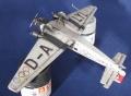 Eduard 1/144 Ju-52 Lufthansa, Берлин, 1936 г.