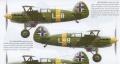 Eduard 1/48 Avia B-534 IV серии Словацких ВВС