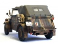 Tamiya 1/35 Kubelwagen - Лоханка по-немецки