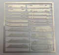 Обзор Model Technologies 1/48 SR-71/YF-12 canopy detail set