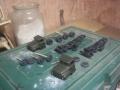 Конверсии ICM 1/72 АПМ-90 , ПСГ-160, ПМ-130Б