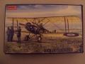 TOKO 1/72 Sopwith 1 1/2 Strutter пилота А. Рябова