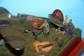 Фото в Красную Звезду-2 - Апгрейд диорамы, часть 1