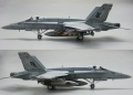 Hasegawa 1/48 F-18A Hornet