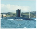 Airfix 1/350 HMS Turbulent (S87)