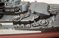 Trumpeter 1/350 модель линкора North Carolina 1944 год