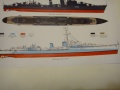Обзор WEM 1/350 HMS Eskimo