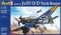 Academy 1/72 Ju-87G-2 Stuka Kanonen Vogel