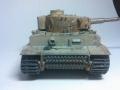 Звезда 1/35 Tiger - Моя первая модель