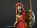 54мм Лакедемоский командир, Греция, 5 век до н.э.
