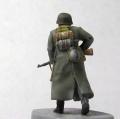 Звезда 1/72 Немецкая пехота в зимней форме