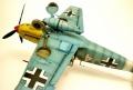 Airfix 1/48 Bf-109E-7/trop - Загорелый,в крапинку Емиль