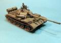 Tamiya 1/35 T-55A - Строевой из коробки
