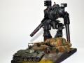 Диорама 1/72 - Kerensky N. vs Panzerwaffe