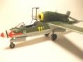 Dragon 1/72 Heinkel He 162 Volksjager