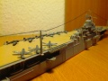 Hasegawa 1/700 Авианосец U.S.HANCOCK