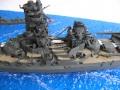 Hasegawa/Tamiya 1/700 Линкор-авианосец Исэ с сопровождением