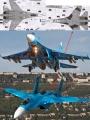Обзор Звезда 1/72 Су-27СМ