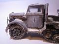 Italeri 1/35 Opel Bliz Maultier, весна 1944 - Опель в зимнем
