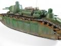 Meng model 1/35 CHAR 2C - Большой зеленый сарай
