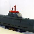 Revell 1/144 U-2540 Wilhelm Bauer