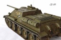 Tamiya 1/35 Су-85