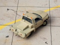 F4Models 1/72 USAF Flight Line Tow Tractor 2000s