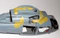 Kitty Hawk 1/48 Dauphin II AS.565SA - Дельфин, лиса и пантера