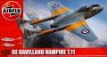 Airfix 1/72 D.H. Vampire T.11